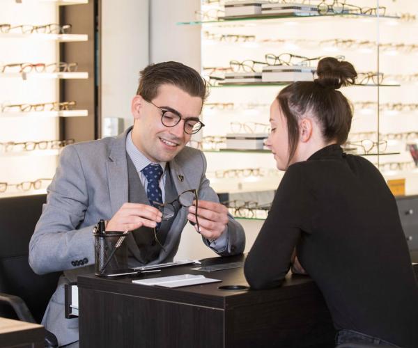 Olivers Opticians | Chalfont St Peter - Designer Eye Wear, including Chanel