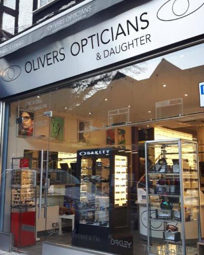 Olivers Opticians - 2 Market Place, Chalfont St Peter